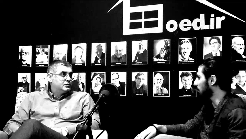 برنامه هور مصاحبه با محمود ارحمی