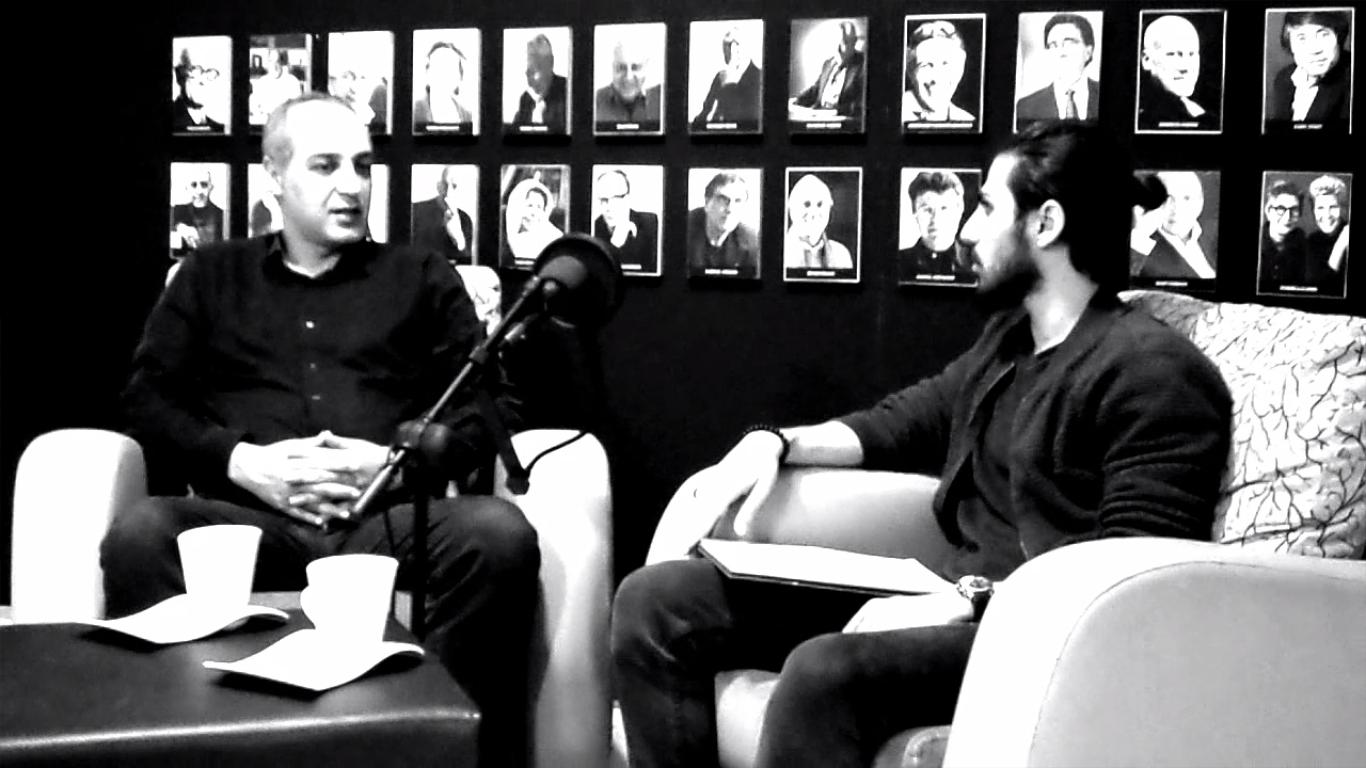 برنامه هور مصاحبه با دکتر حبیب شاه حسینی